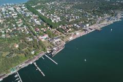 Widok-portu-Mariehamn-Aland-Islands