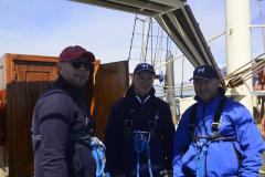 Wachta-na-STS-Borhardt-w-drodze-do-Mariehamn-Aland-Islands