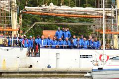 Zaloga-STS-Kapitan-Borhardt-w-porcie-w-Sandhamn-Sweden