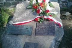 Cmentarz na Pęksowym Brzysku w Zakopanem. Symboliczny grób generała